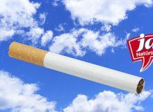 Bio-Zigarette von Ja! Natürlich