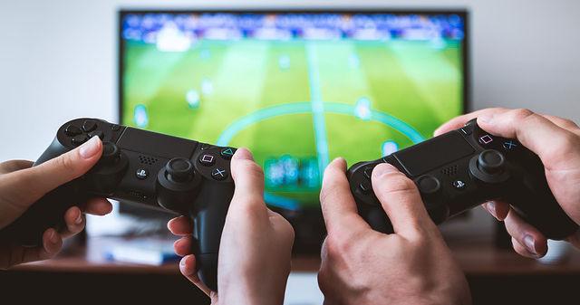 Video Spielen