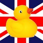 Die Entenpost auf Englisch