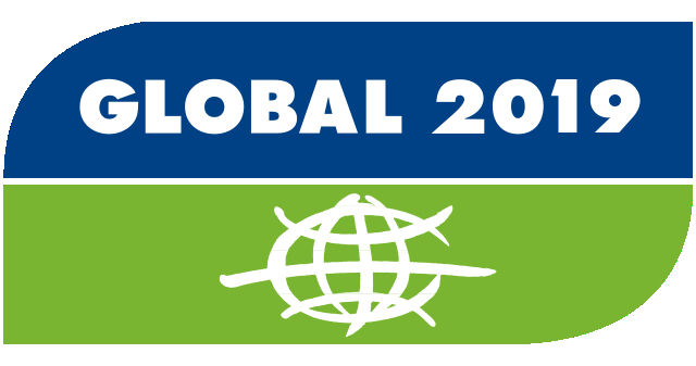 Logo von 'Global 2019'