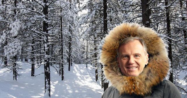 ORF-Moderator Armin Wolf soll am Bisamberg gesichtet worden sein