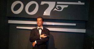 James Bond alias 007