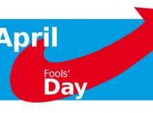 AfD steht für April Fools' Day