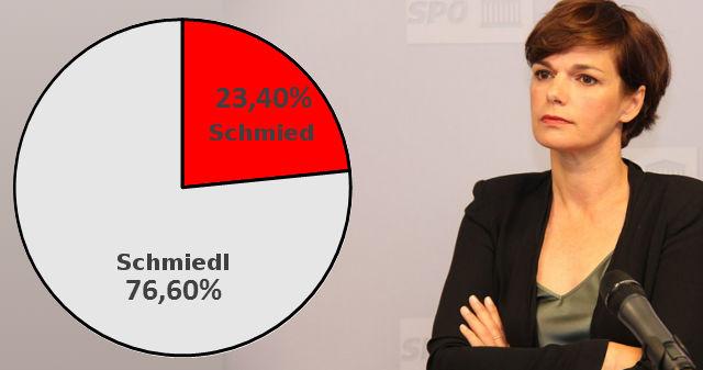Rendi-Wagner enttäuscht über Stimmverhalten