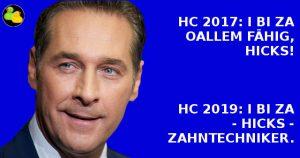 Ibiza und Heinz-Christian Strache