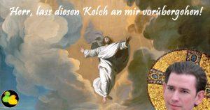 Stoßgebet Jesu