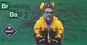 HC Strache als Hauptdarsteller in Breaking Bad 2