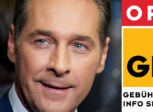 HC Strache neuer GIS-Chef