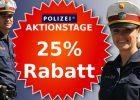 Aktionstage bei der Polizei