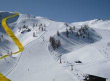 Grünes Band im Schnee soll Wandern im Winter ermöglichen