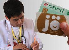 Ärzte akzeptieren neben e-card nun auch die Jö Bonusclub Karte