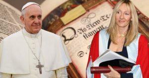 J.K. Rowling soll Fortsetzung der Bibel schreiben