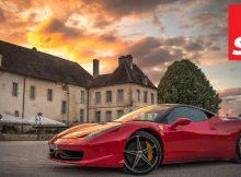 SPÖ-Neustart mit Ferrari statt Porsche
