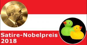Die Entenpost erhält den Satire-Nobelpreis 2018