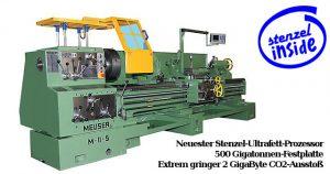 500 Gigatonnen Stenzel PC