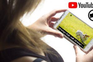 YouTube gibt es künftig in Österreich nur noch ohne Ton und mit Untertiteln
