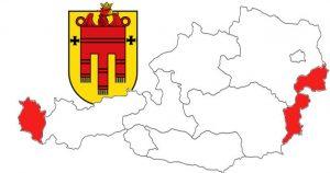 Vorarlberg und Burgenland fusionieren wegen des 1-2-3-Tickets zu Vorarlburgen