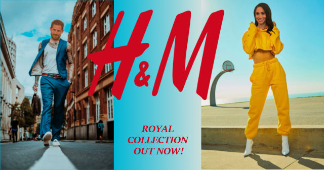 Royale H&M Werbung