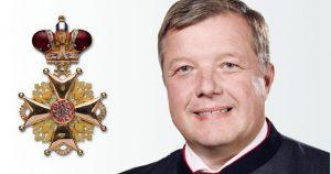 Tirol ehrt Landesrat Tilg mit dem Okidoki-Orden
