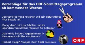 Comeback des Schulfernsehens im ORF
