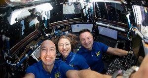 Raumstation ISS ist Coronavirus-frei