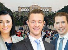 Großes ÖVP-Familienfest bereits am Ostersonntag im Schlosspark Schönbrunn