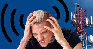 Sind 5G-Gegner hochaktive Sendemasten?