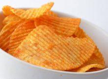 Paprika-Chips sind erstmals beliebtestes Gemüse