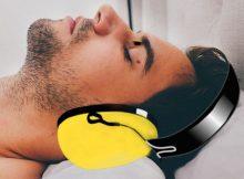 Geräuschpegel enorm: Schnarcher sollten Gehörschutz tragen