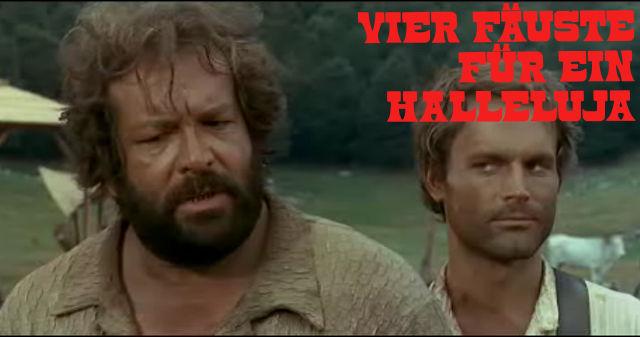 Überraschende neue Nummer eins bei Osterfilmen: Vier Fäuste für ein Hallelujah