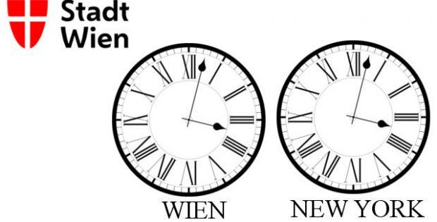 Leidiges Sperrstunden-Problem gelöst: Wien stellt auf Eastern Standard Time um