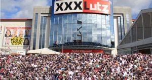 XXXLutz-Fans sprechen von mindestens 150.000 Besuchern