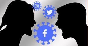 Die Kommentarfunktion in den Sozialen Medien wird bis zum Ende der Pandemie deaktiviert